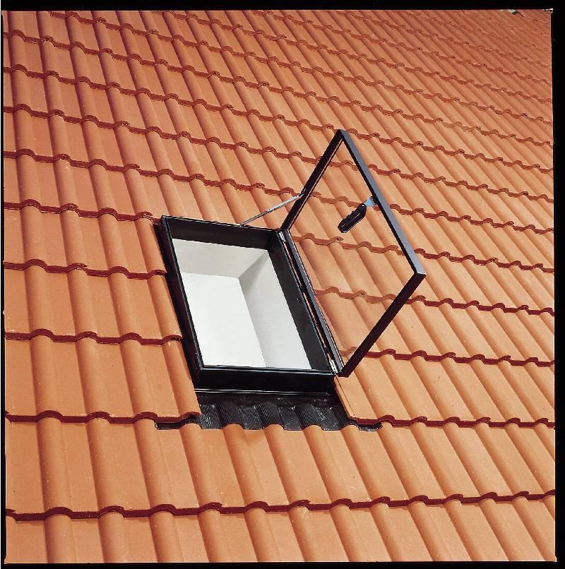 Tetőtéri ablak, tetőkibúvó