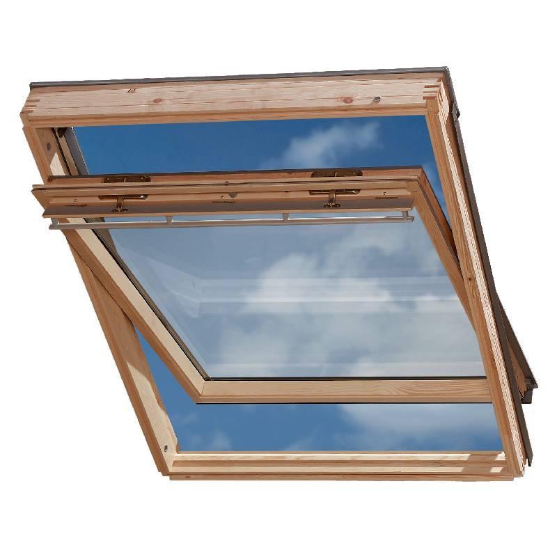 Billenő tetőtéri ablakok