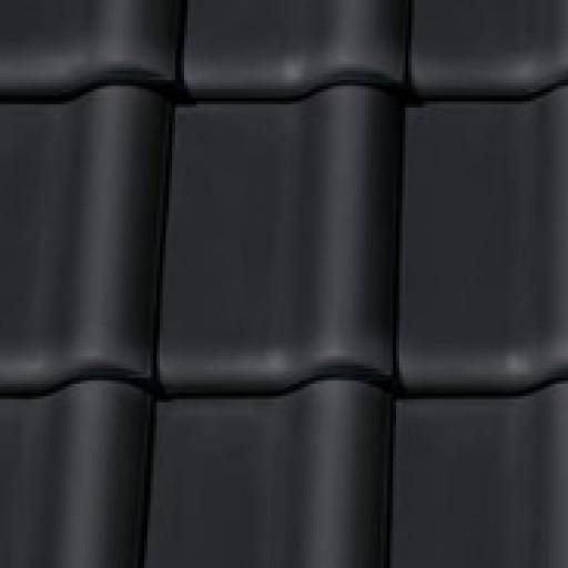 Fekete Creaton Balance Alapcserép | égetett cserép - szín minta