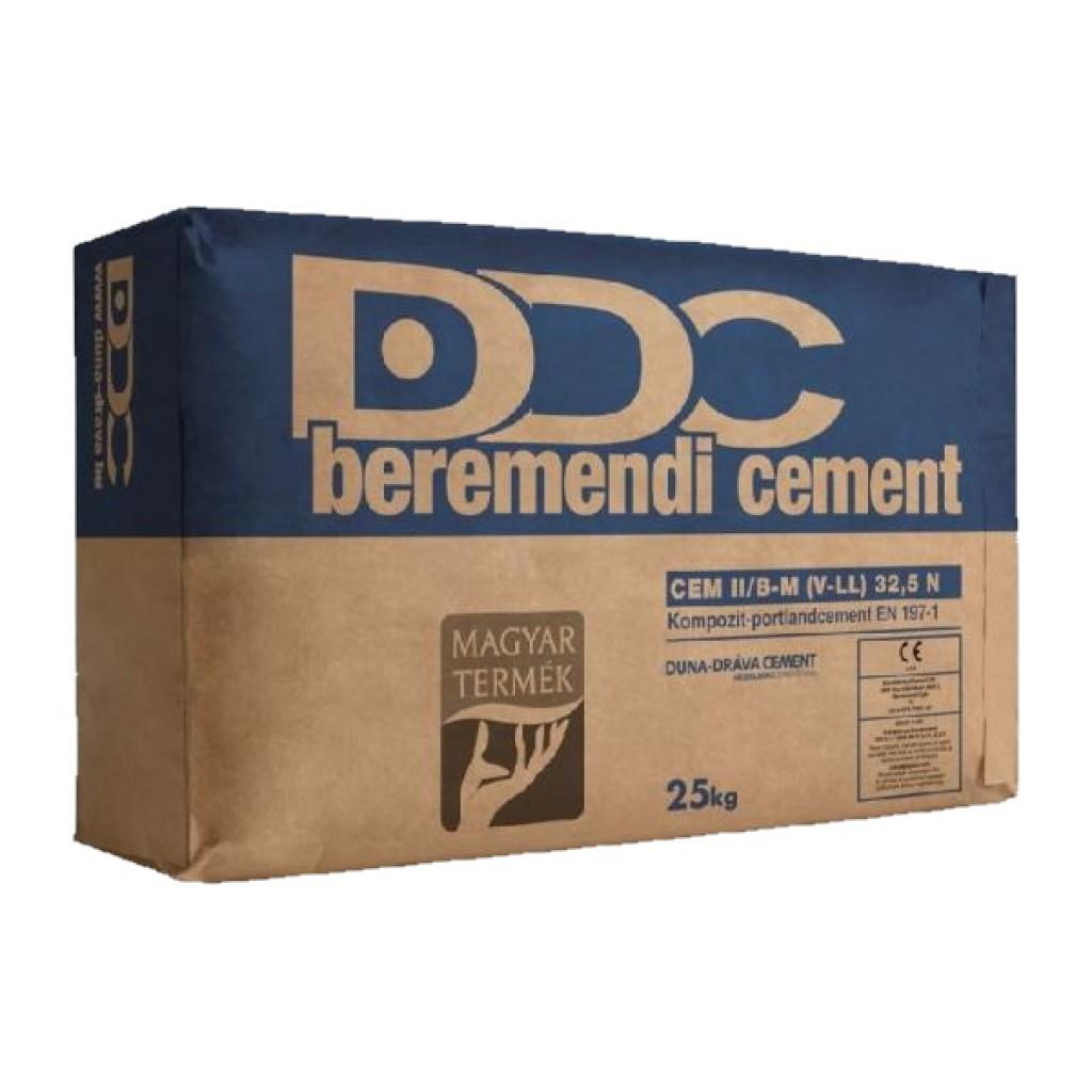 Beremendi DDC cement 32,5 N