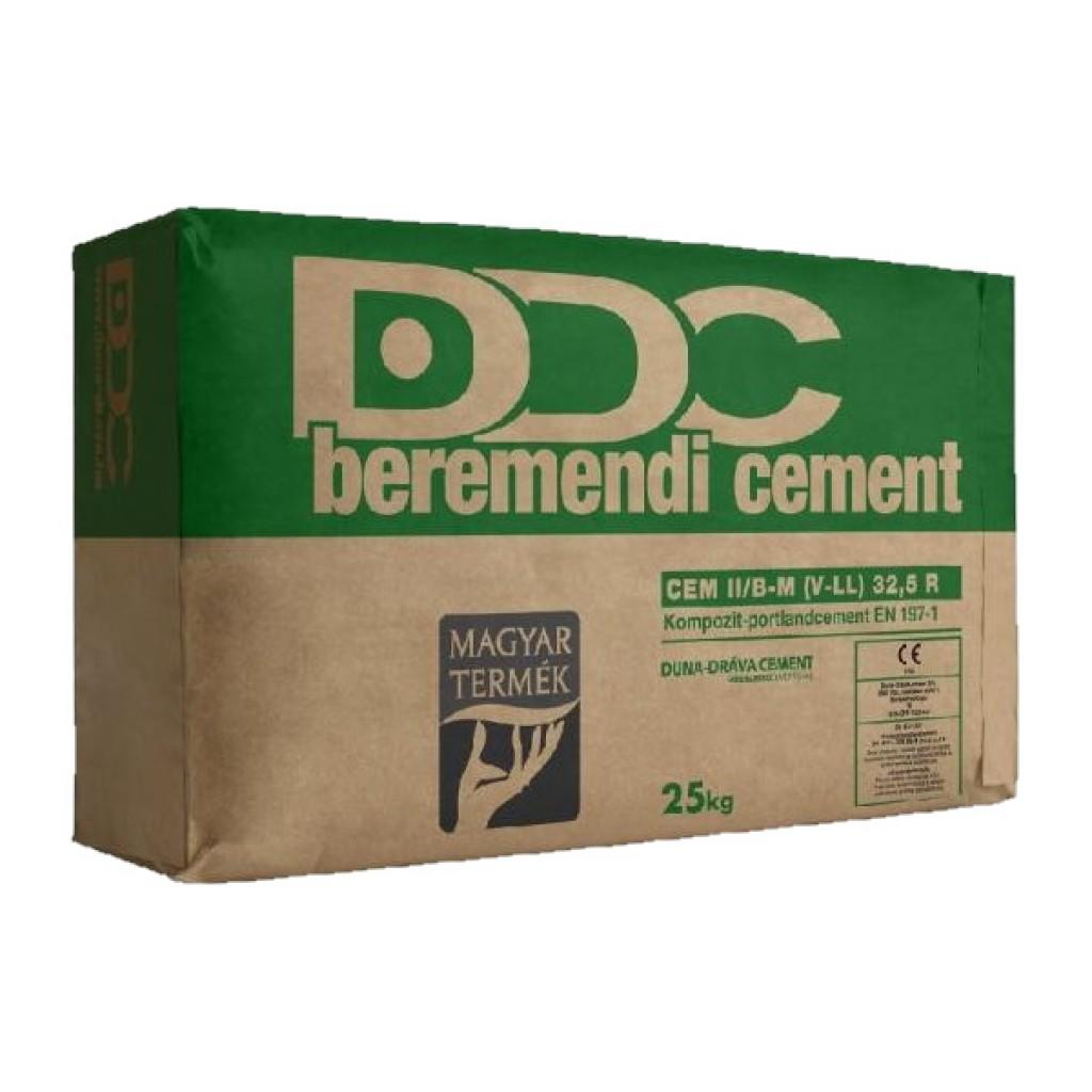 Beremendi DDC cement 32,5 R
