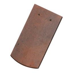 Antik Wienerberger Tondach Hódfarkú Szegmensvágású (19x40) Alapcserép | égetett cserép