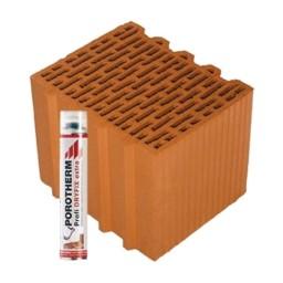 Porotherm 30 N+F Profi Dryfix tégla