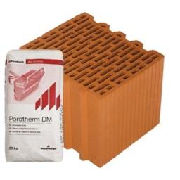 Porotherm 30 N+F Profi tégla