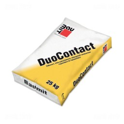 Baumit DuoContact | Ragasztótapasz