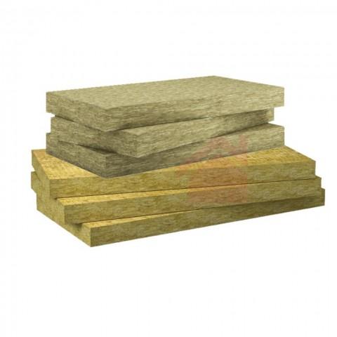 Homlokzati hőszigetelő kőzetgyapot lemez