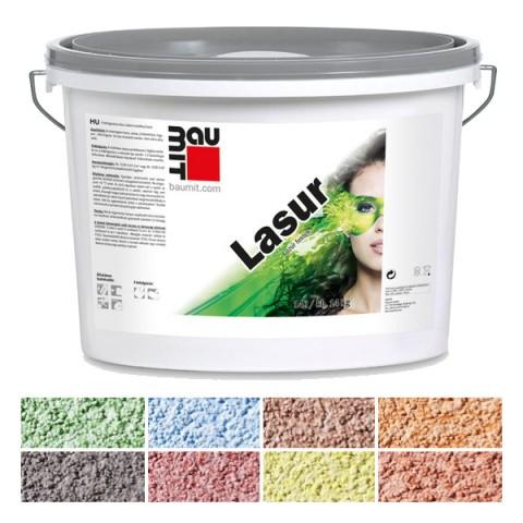 Baumit Lasur homlokzati festék
