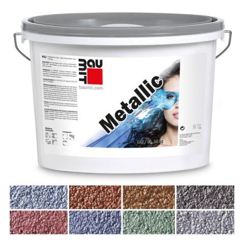 Baumit Metallic homlokzati festék