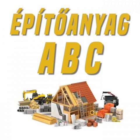 Építőanyag ABC